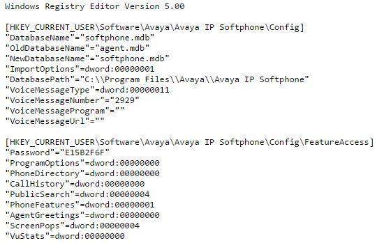 пароли из реестра windows