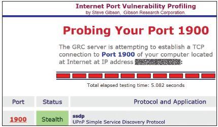 Роутер не ответил на запрос UPnP SSDP