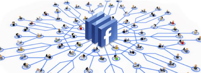 Сбор информации через социальные сети.