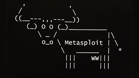 Использование Metasploid под IOS.