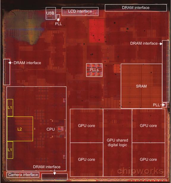 Apple A7 - первый массовый процессор