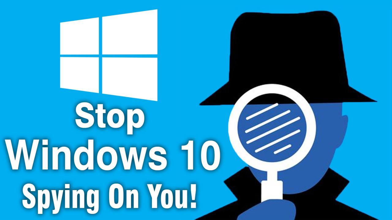 Защита от Windows 10