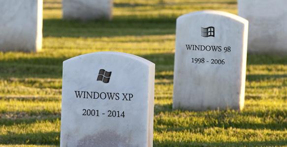 Техника безопасности при работе с Windows XP