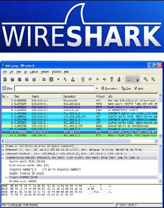 Как редактировать пакеты в Wireshark.