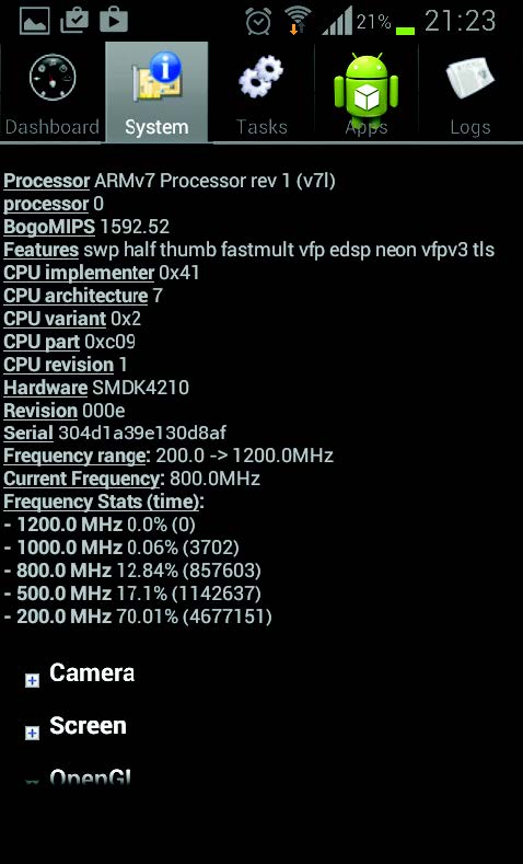 Оптимизированый процессор