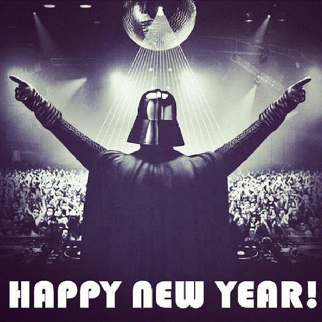C Новым 2016 годом друзья!
