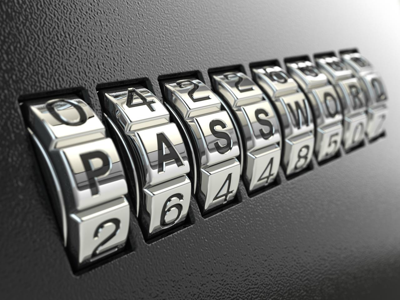 Как правильно хранить пароли