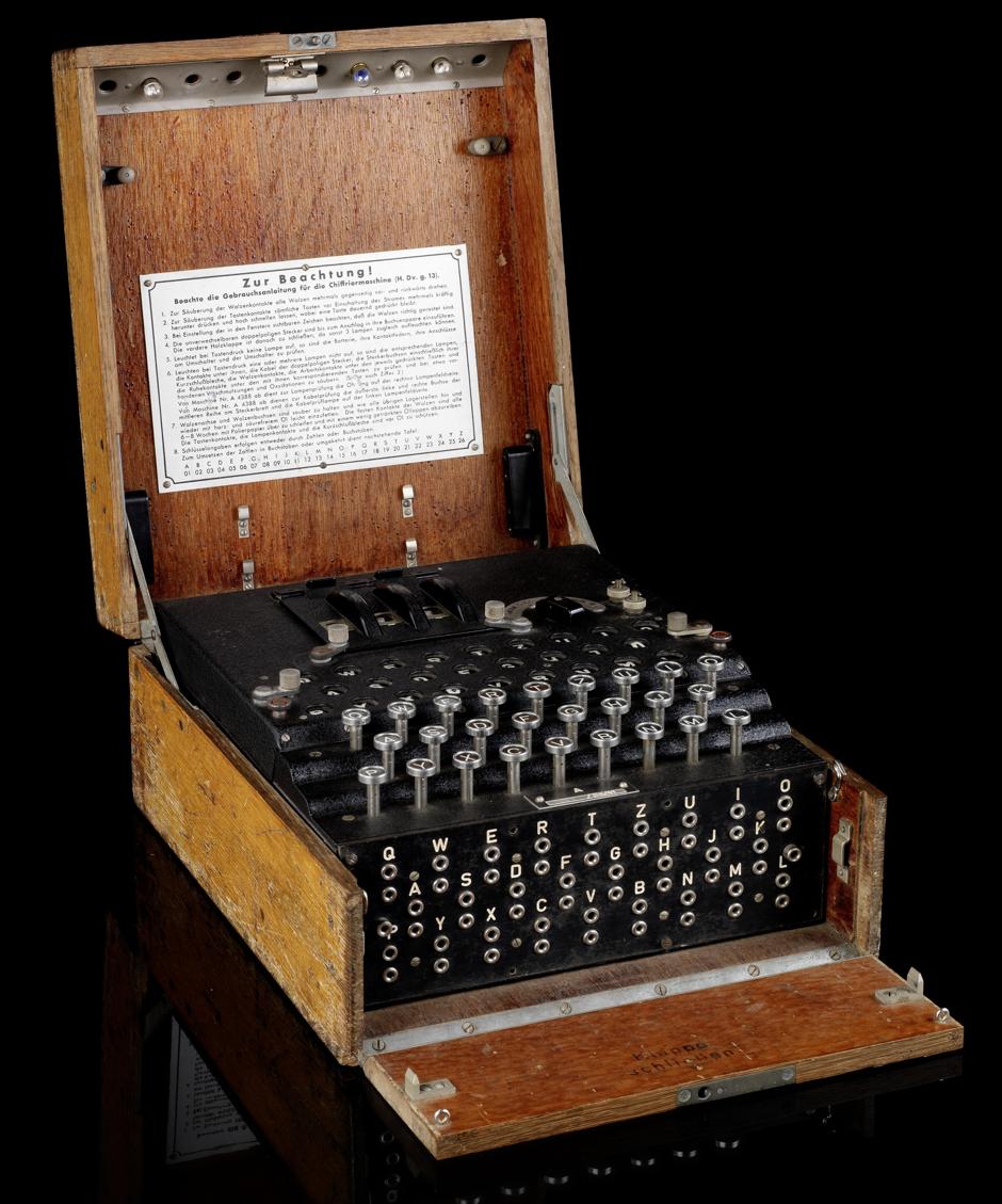Шифровальная машина «Энигма»