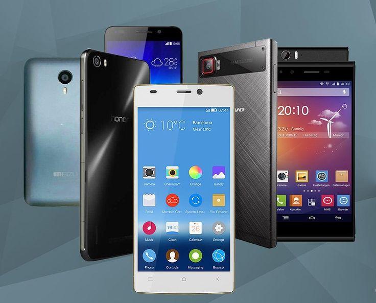 дешевые телефоны из Китая