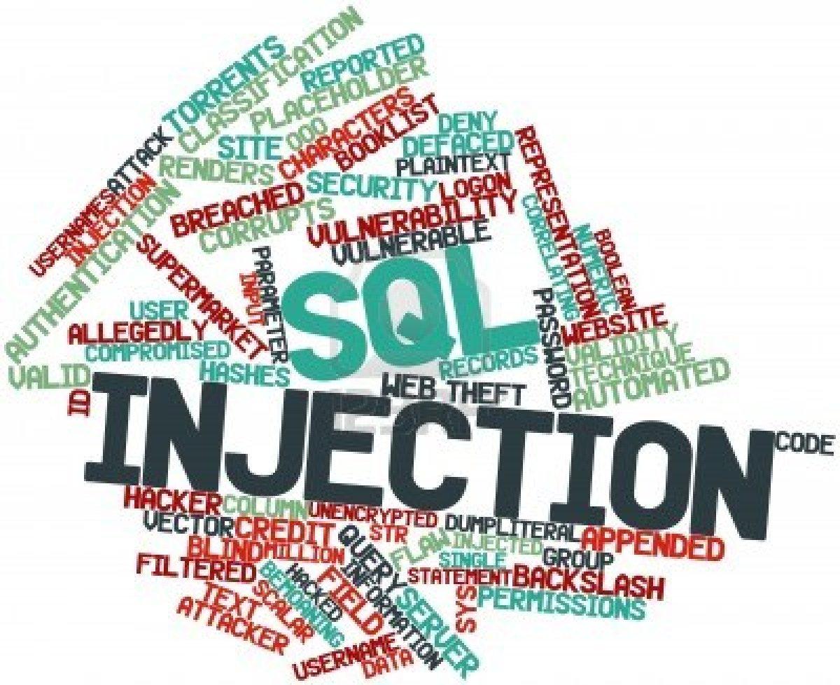 FAQ по SQL инъециям и веб уязвимостям.