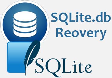 RECOVERSQLITE утилита для восстановление SQLLite базы данных