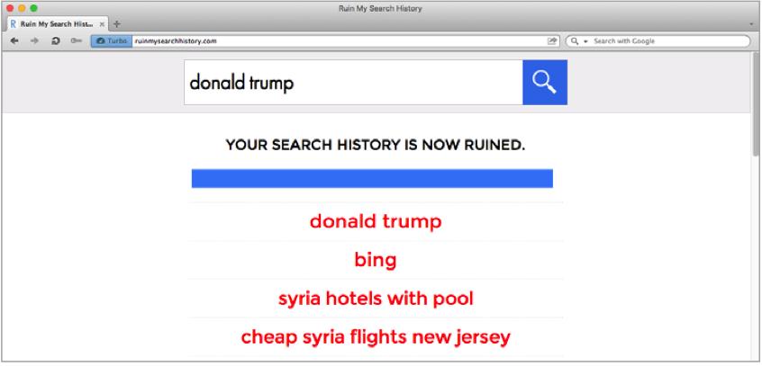 Защита приватности — не даем поисковикам собирать историю поиска!