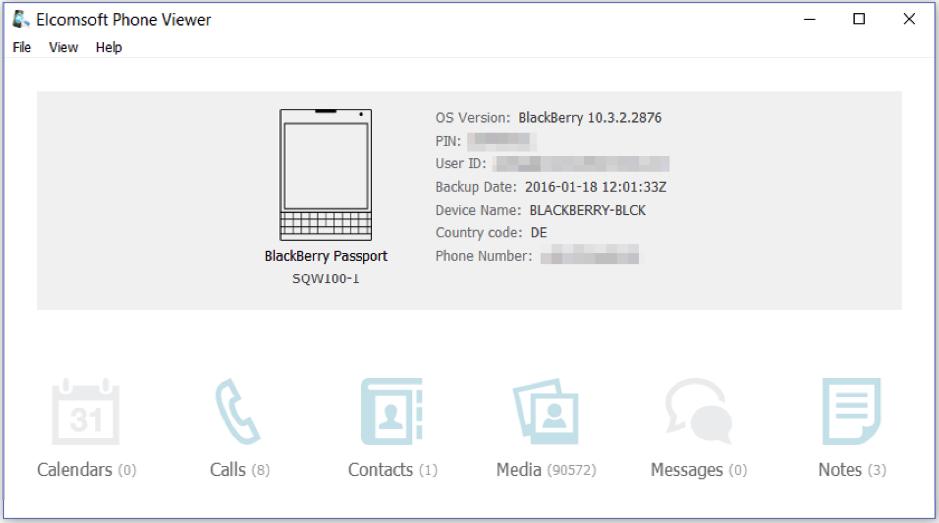 Как взломать Blackberry