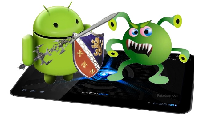 вирусы для андроид