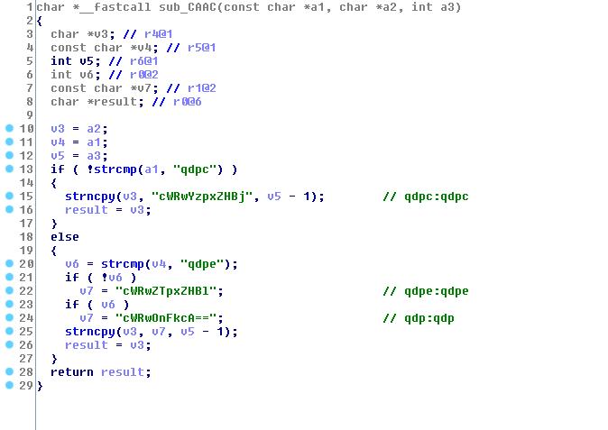 Функция sub_CAAC