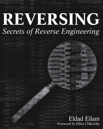 Обложка книги Secrets of Reverse Engineering