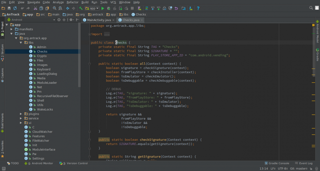 Так делать не стоит, код проверок необходимо раскидать по коду и продублировать