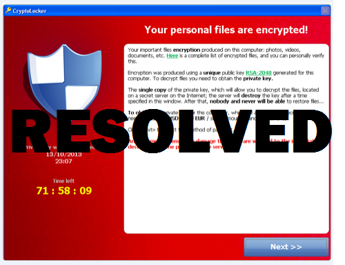 Image result for cryptolocker