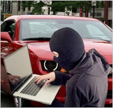 Взлом автомобильной сигнализации с помощью MacBook