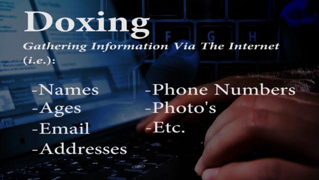 Что такое Доксинг и как это связано со спамом.