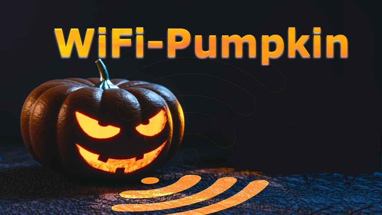 WiFi-Pumpkin: беспроводная мошенническая точка доступа (Rogue Wi-Fi Access Point Attack)