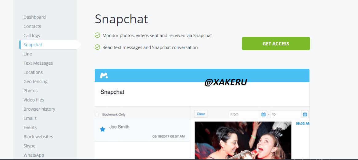 Как взломать чужой Snapchat  - Cryptoworld