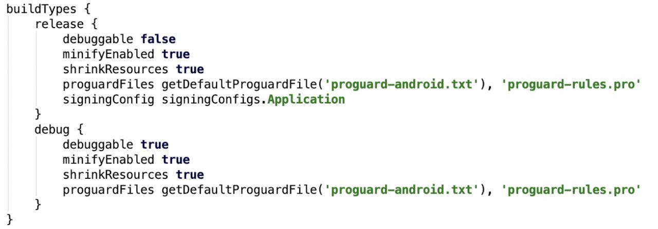 Как скрыть исходный код в приложениях Android