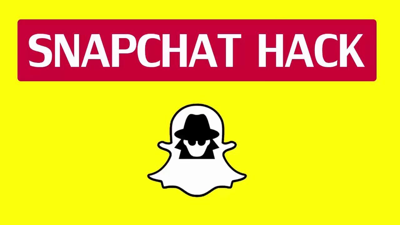 Как взломать чужой Snapchat.