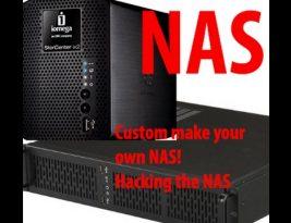 Как взломать NAS