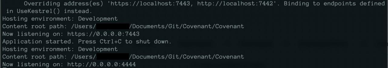 По умолчанию веб-интерфейс работает на порте 7443