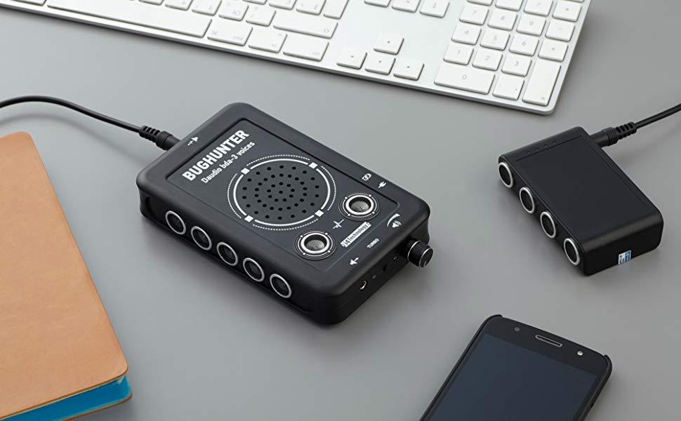 Продвинутый генератор ультразвукового шума для глушения звукозаписи, 900 долларов на Amazon