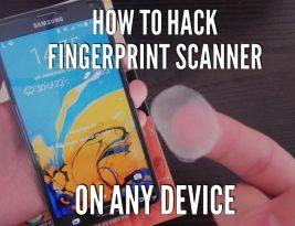 Сканеры отпечатка пальцев от А до Я