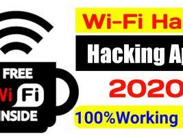 Программы для взлома WIFI  сетей  в 2020 году.