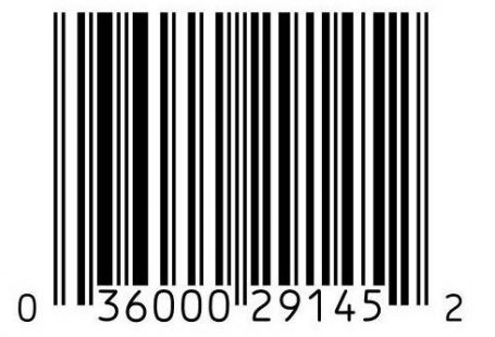 Штрих-код UPC, (или универсальный код продукта), используется с 1974 года.
