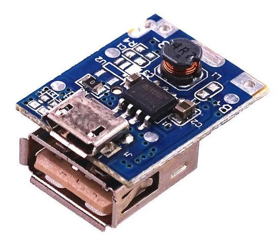 Модуль зарядки с преобразователем
