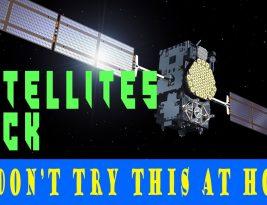 Как взломать спутник связи