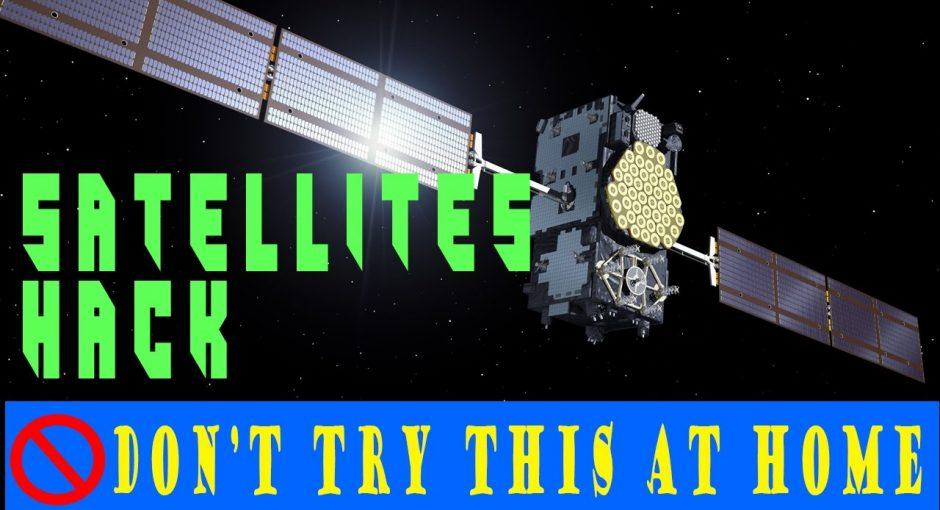 Как взломать спутник
