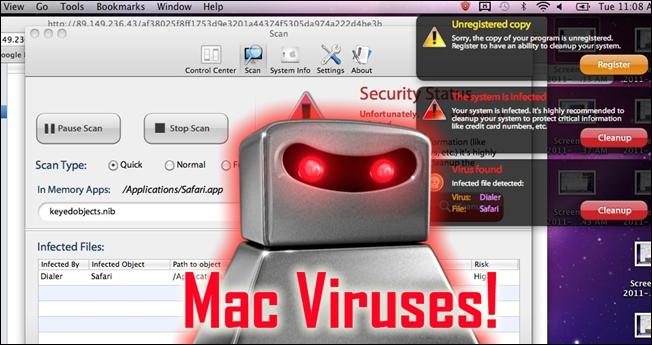 Защита MacOS