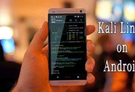 Как установить Kali Linux на смартфон.