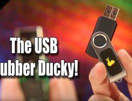 Создаем Rubber Ducky своими руками с встроенным WiFi