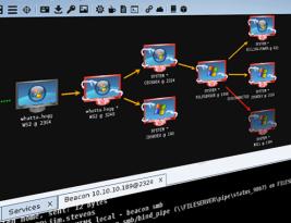 Удаленное исполнение кода в Windows Lateral