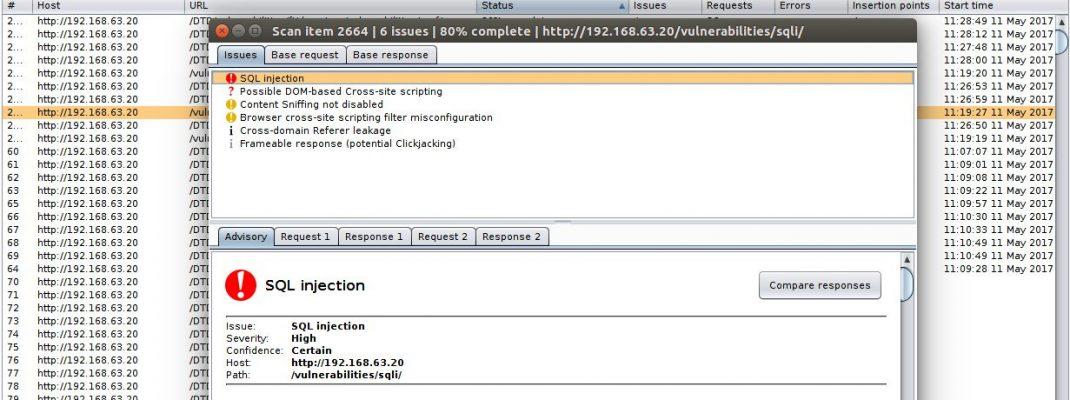 Как взломать веб приложение с помощью Burp Suite