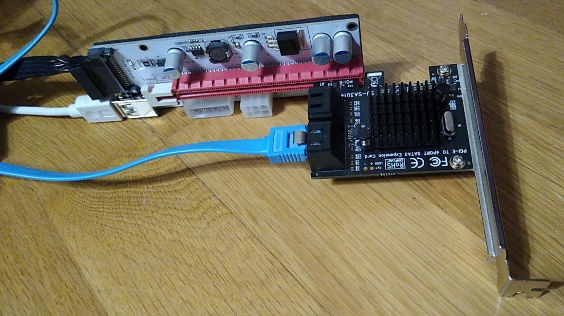 Тонкая настройка SATA контроллеров для повышения быстродействия