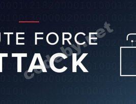 Защита пароля от bruteforce атаки