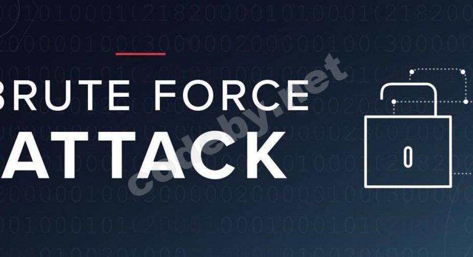 bruteforce атаки