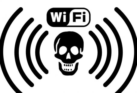 Подбор антенны для взлома Wi-Fi