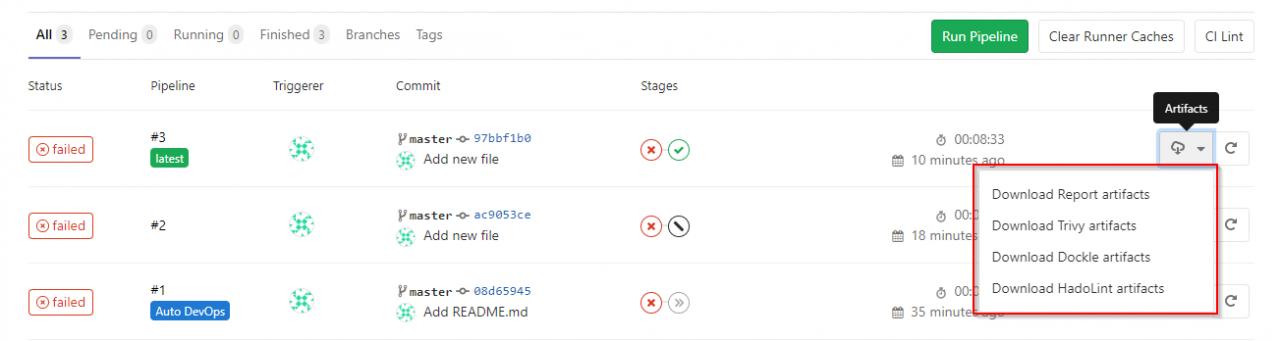 HTML-отчёт