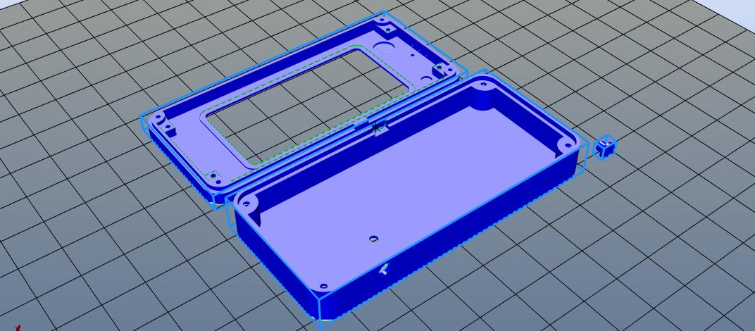 SLA-принтера.