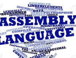Язык ассемблер для начинающих